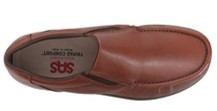 SAS shoes Side Gore top view