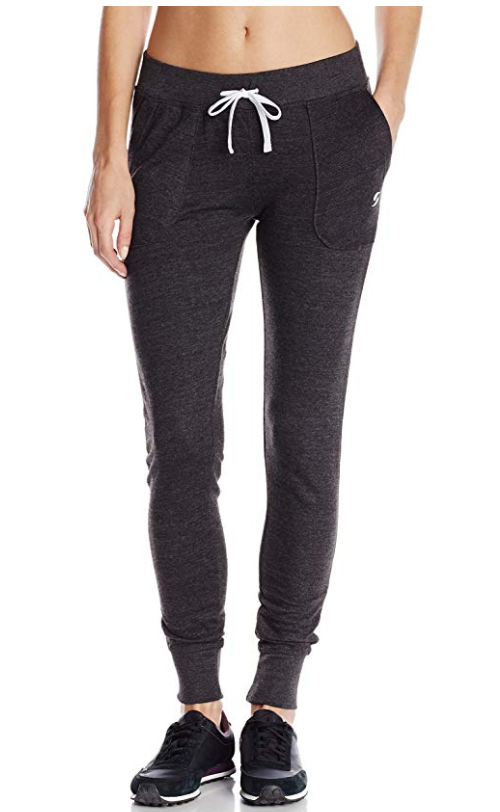 Soffe French Terry-Best Skinny Joggers for Women Reviewed 2