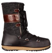 Vienna Felt snow Moon Boots