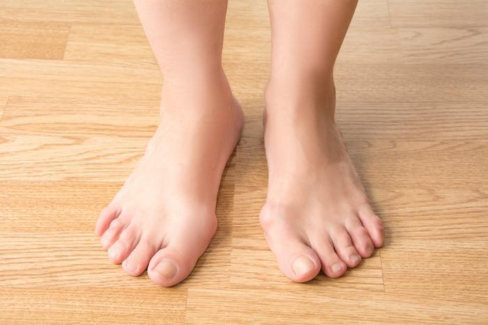 feet numbness