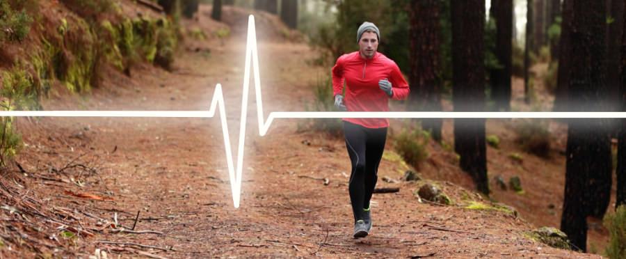 heart rate running