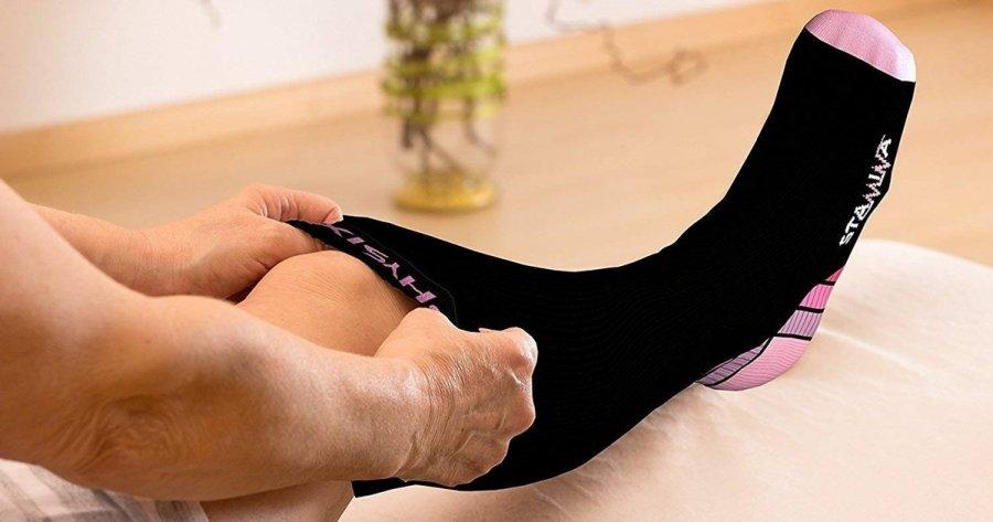 copper compression socks benefits