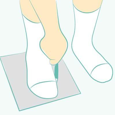 measuring running shoe width