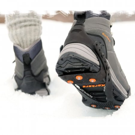 shoes with ice grips