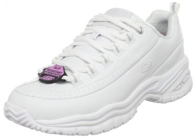 Skechers For Work Women's Soft Stride-Softie Lace-Up Review