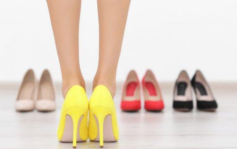 How Heels Affect your Feet