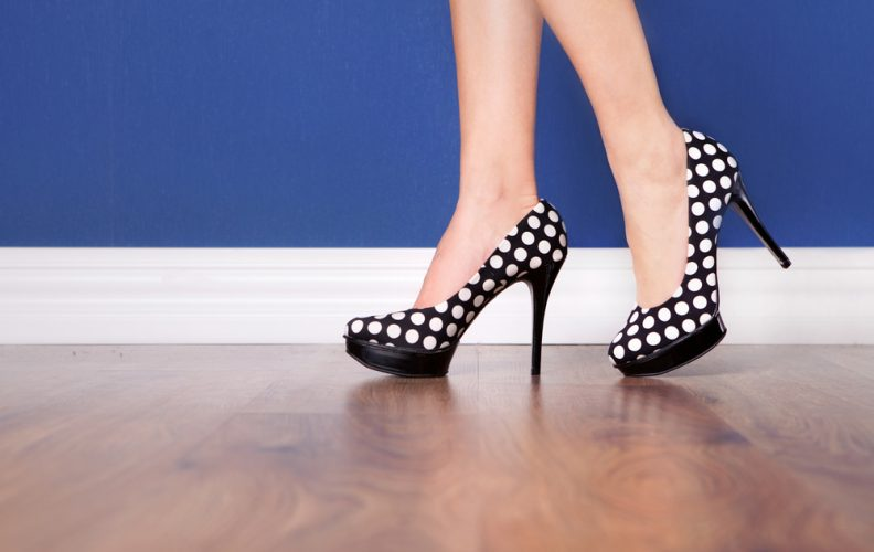 why women wear high heels