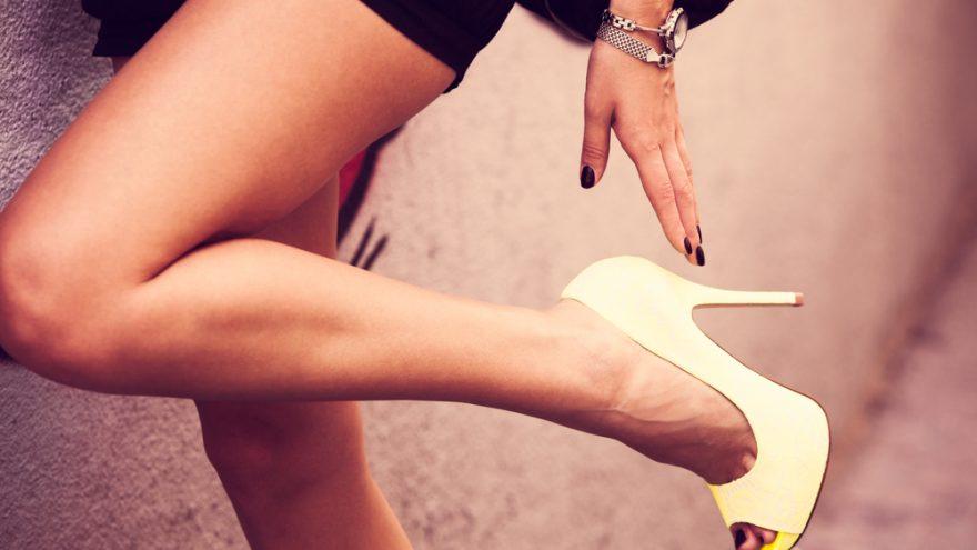 Your Heel Broke? 3 Quick Fixes on the Go