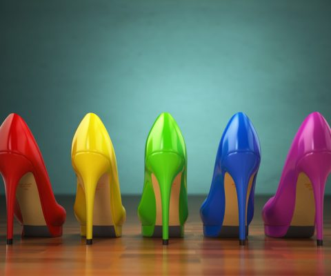 The Most Comfortable Types of Heels