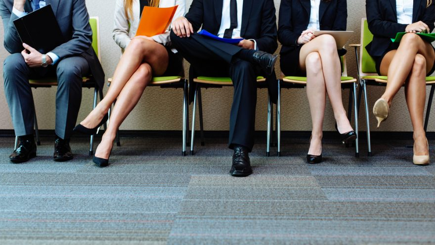 the right shoes for your next job interview