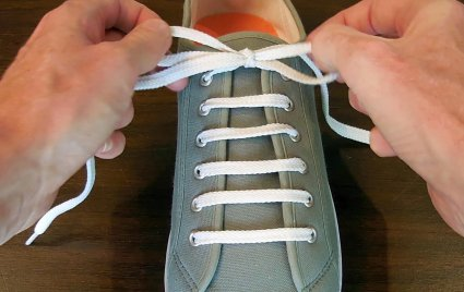 The ultimate guide for all methods of lacing and tying your shoes