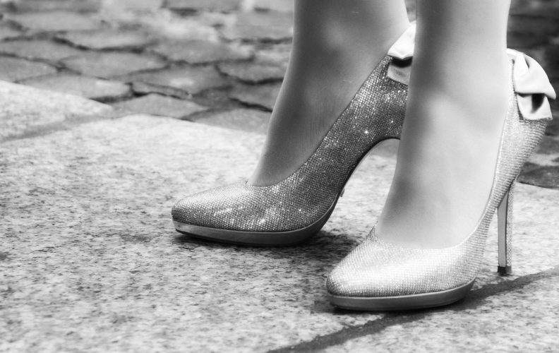 Buying Silver Toe Shoes to Make a Statement