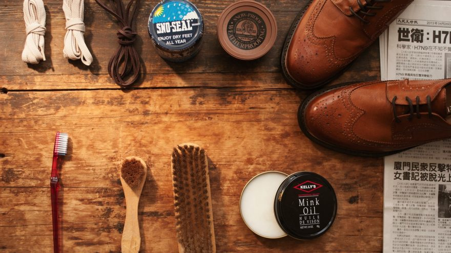 Leather Shoe Care Guide in 2016