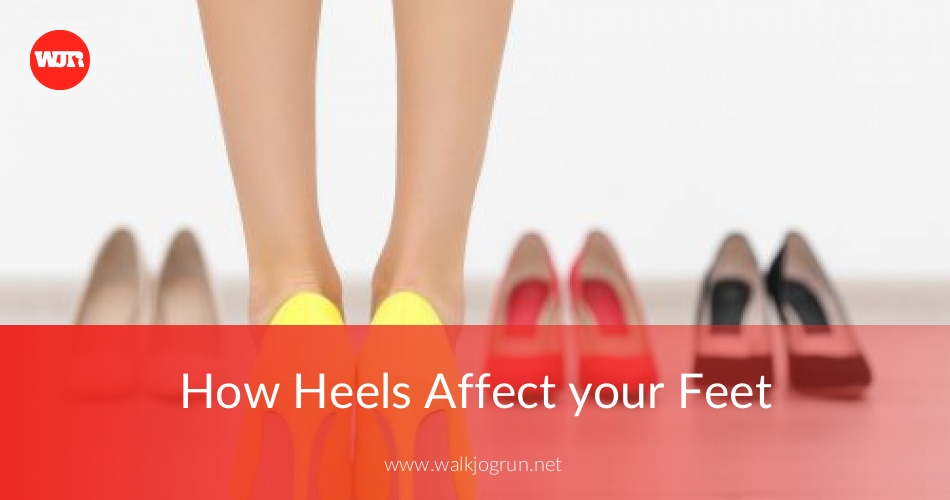 How Heels Affect Your Feet And How To Avoid Pain