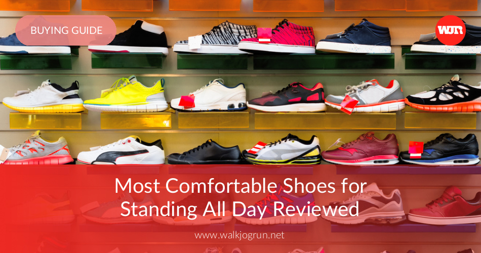 Best Professional Shoes For Standing All Day