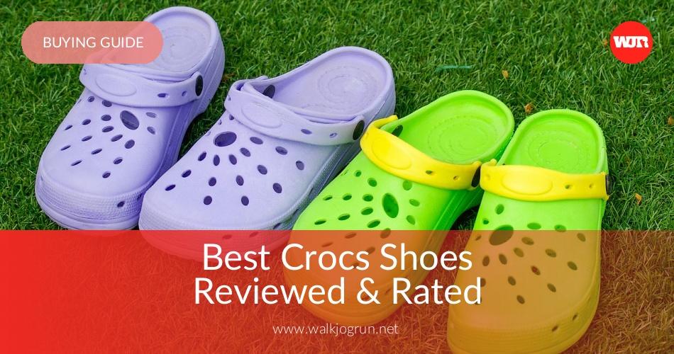 0d734687ae1a50 10 Best Crocs Shoes Reviewed