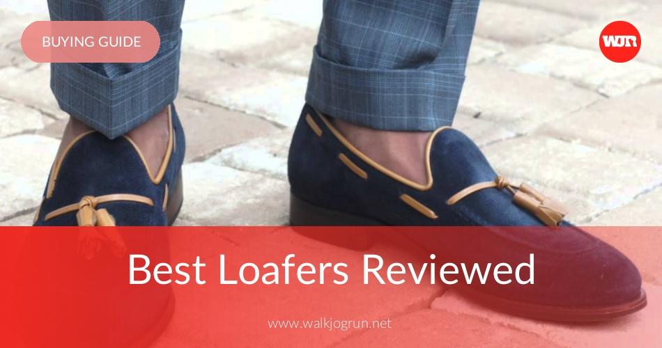 86b455f32 10 Best Looking Loafers Reviewed & Tested in 2019 | WalkJogRun