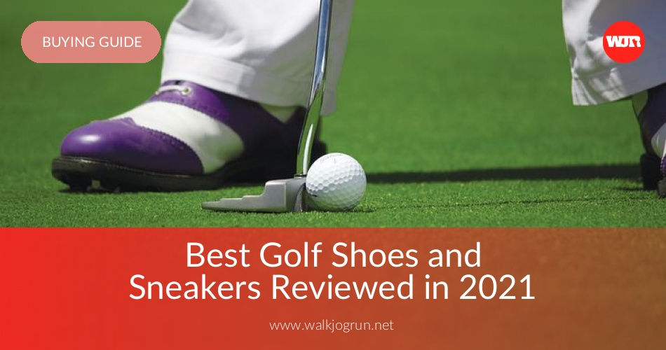 92d3625a45 10 Best Golf Shoes Reviewed & Rated in 2019 | WalkJogRun