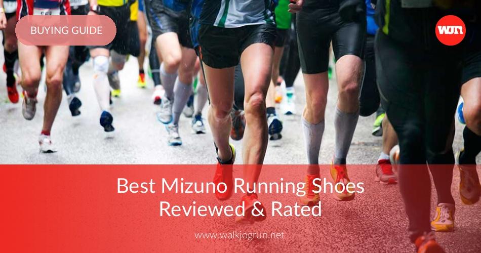 mizuno running for marathon