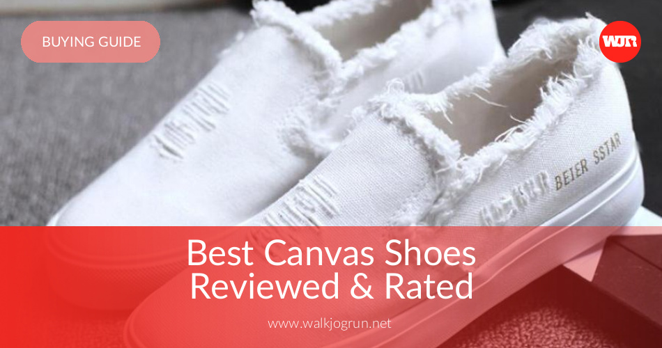 a069702daa683 10 Best Canvas Shoes Reviewed   Rated in 2019
