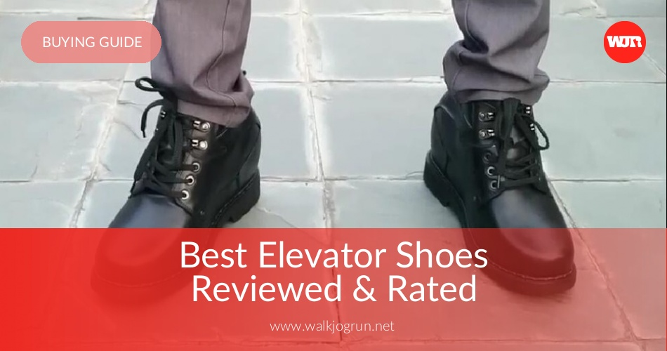 1799fa2f04 10 Best Elevator Shoes Reviewed & Rated in 2019 | WalkJogRun