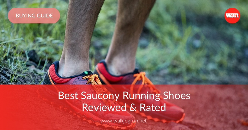 15 Best Saucony Running Shoes Reviewed & Rated in 2018 | NicerShoes