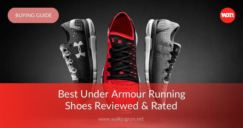 15 Best Under Armour Shoes Reviewed & Tested in 2018 | NicerShoes