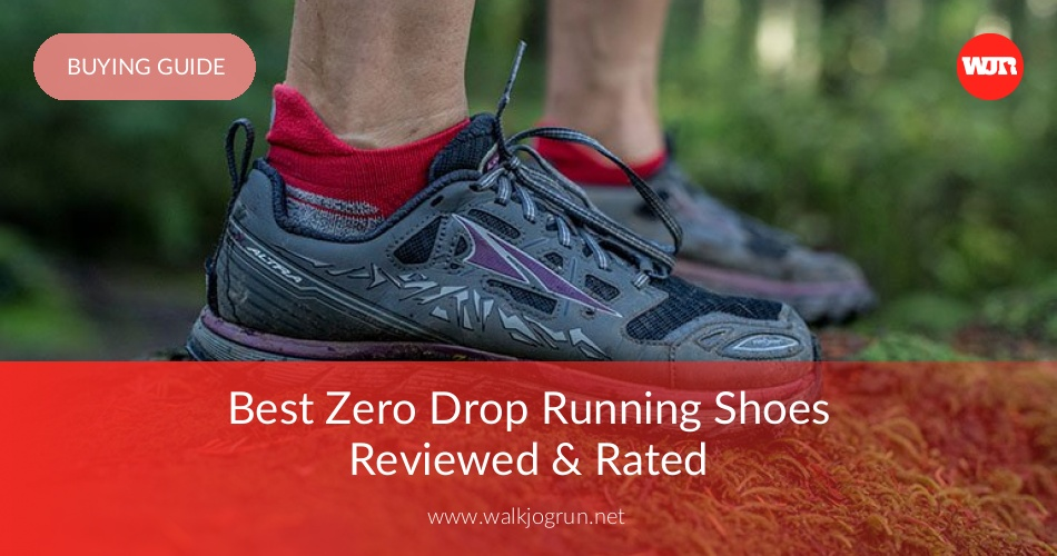 10 ShoesWalkjogrun Zero Drop Best Running CxroedB