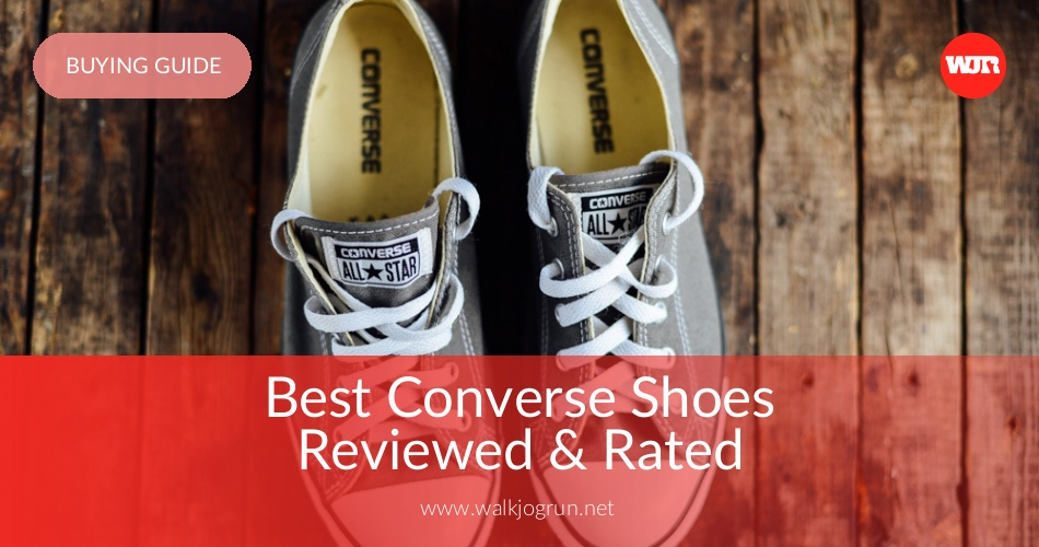 2bcc8b8db 10 Best Converse Shoes Reviewed & Rated in 2019 | WalkJogRun