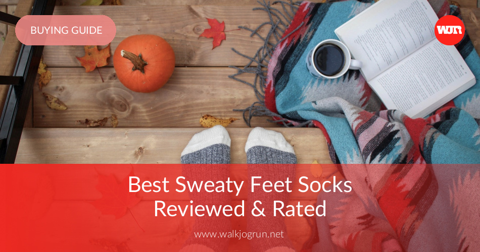 10 Best Socks For Sweaty Feet Reviewed Amp Rated In 2018