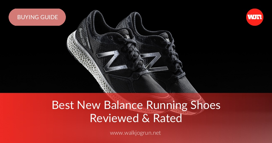 15 Best New Balance Running Shoes Reviewed & Rated in 2018 | NicerShoes