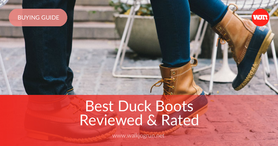 2f28e32575f 10 Best Duck Boots Reviewed & Rated in 2019 | TheGearHunt