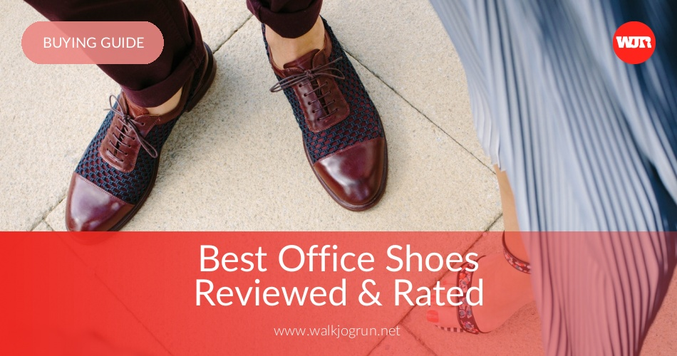 5d26905dbb9 10 Best Office Shoes Reviewed & Rated in 2019 | WalkJogRun
