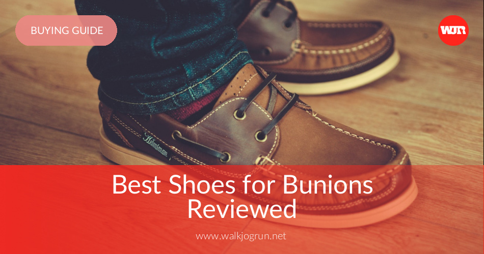 10 Best Shoes For Bunions Reviewed Amp Rated In 2019