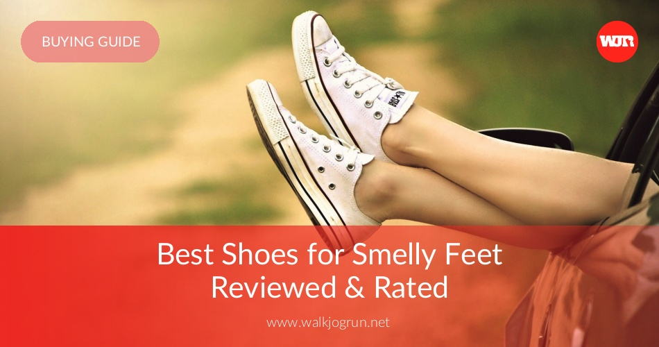 e14f08c8a6af 10 Best Shoes for Smelly Feet Reviewed   Rated in 2019