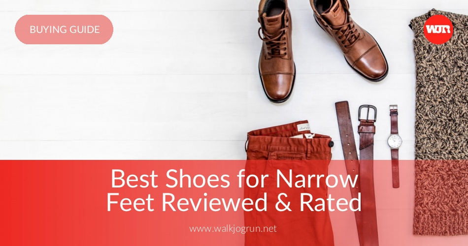 0a728228833 10 Best Shoes for Narrow Feet Reviewed & Rated in 2019 | WalkJogRun
