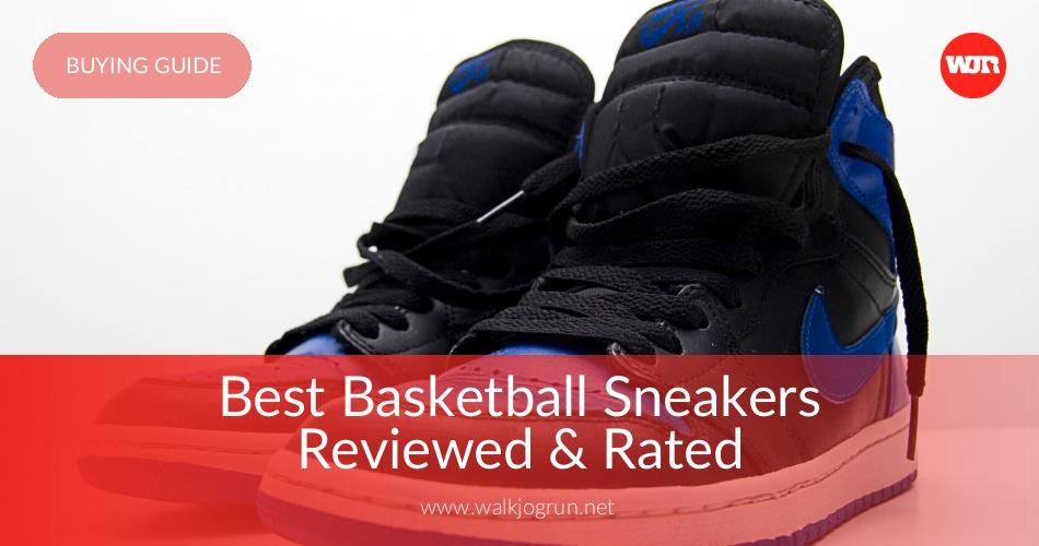 10 Best Basketball Shoes Reviewed & Tested in 2019 | WalkJogRun