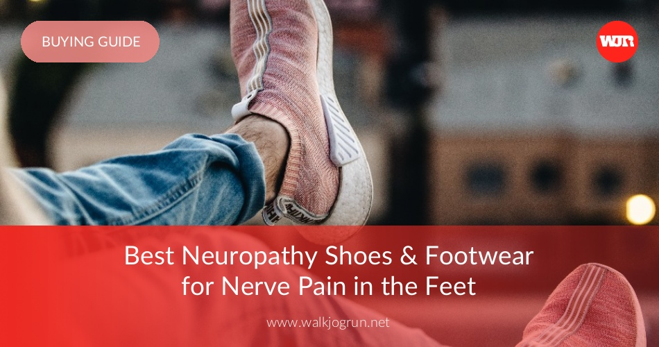 10 Best Shoes for Neuropathy Reviewed & Rated in 2019 | WalkJogRun