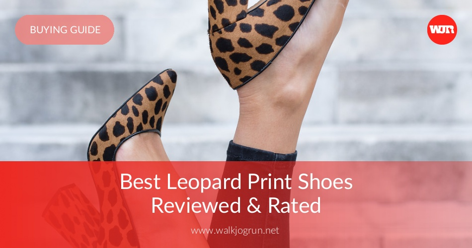 67d98bbb09eb 10 Best Leopard Print Shoes Reviewed & Rated in 2019 | WalkJogRun