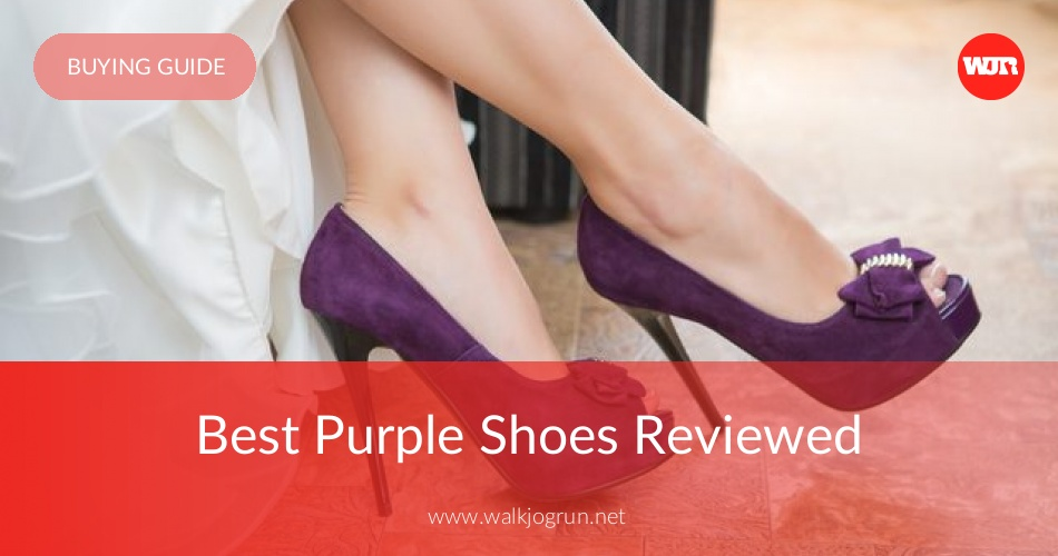6c9f6b00d318a3 10 Best Purple Shoes Reviewed   Rated in 2019