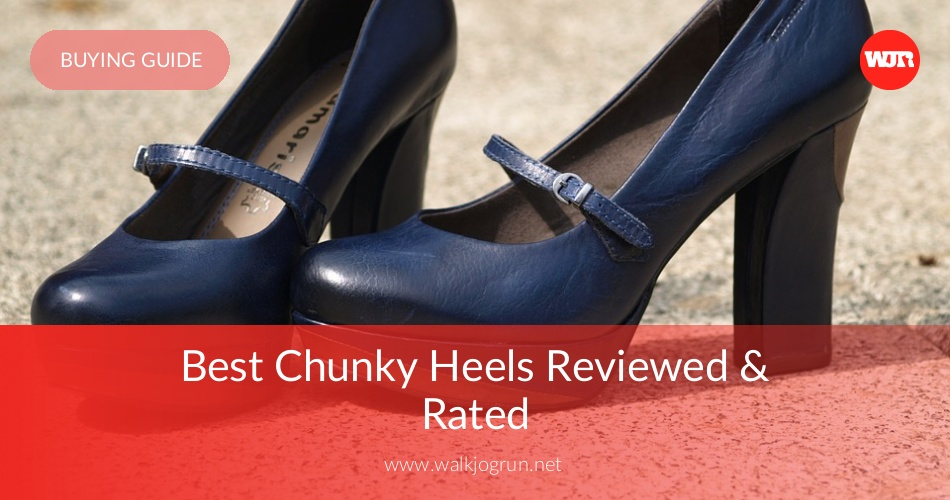 019dcf605cf 10 Best Chunky Heels Reviewed   Rated in 2019