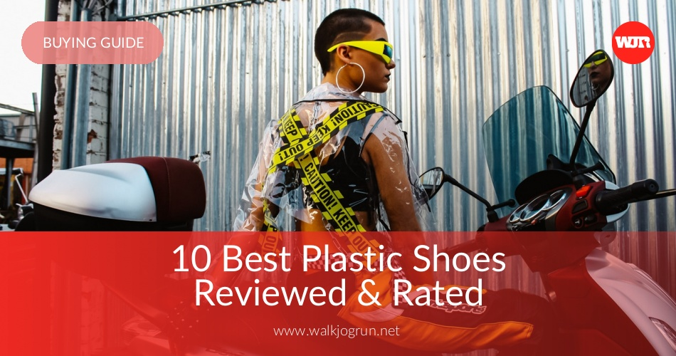 Best Plastic Shoes for Women Reviewed & Rated | WalkJogRun