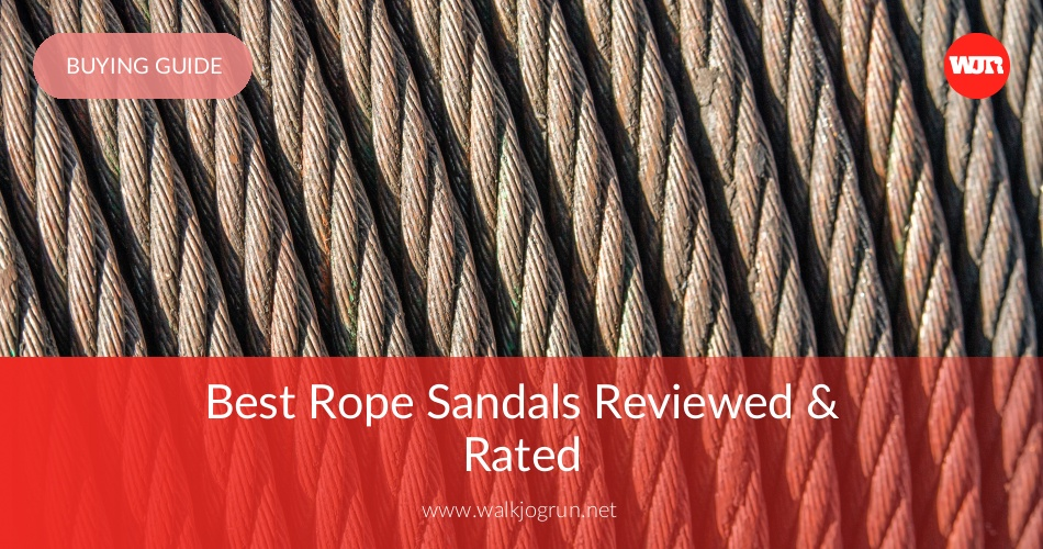 d984db56e9a3 10 Best Rope Sandals Reviewed   Rated in 2019