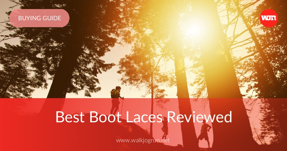 d5f97147dd54f 10 Best Boot Laces Reviewed & Rated in 2019 | WalkJogRun