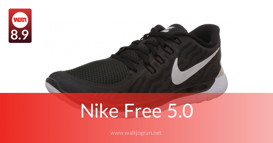 huge discount f97cb c0ed5 Nike Free 5.0 Reviewed   Tested for Performance in 2019   WalkJogRun