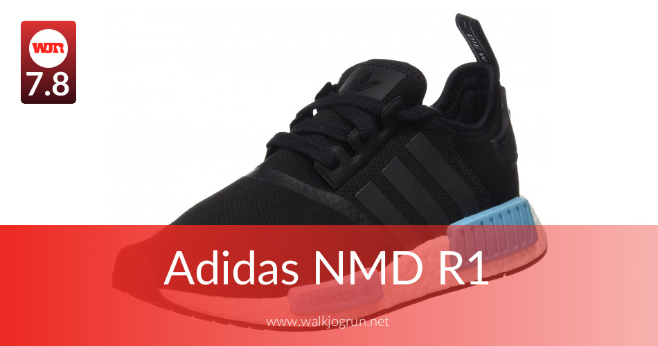 another chance 2e602 ffe62 Adidas NMD R1 Reviewed   Tested for Performance in 2019   WalkJogRun