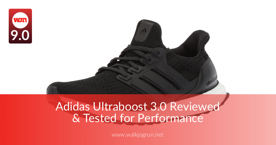 c1607e9acea6 Adidas Ultraboost 3.0 Reviewed   Tested for Performance - NicerShoes