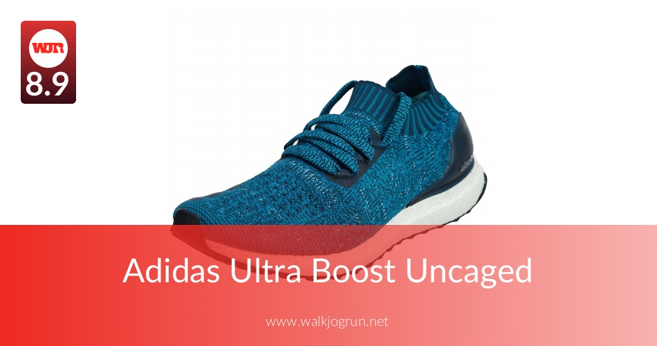 Adidas Ultra Boost Uncaged Reviewed & Tested in 2018 | NicerShoes