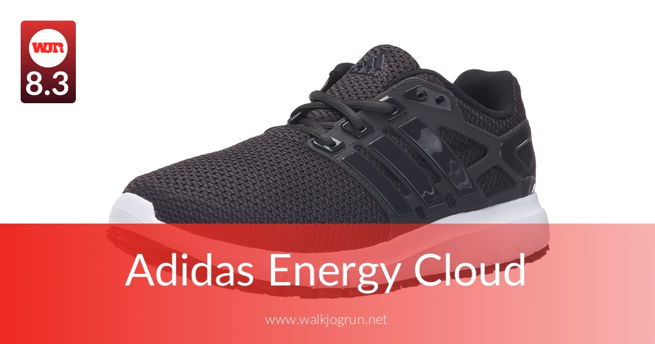 huge selection of 35f83 94eed Adidas Energy Cloud Tested for Performance in 2019  NicerSho