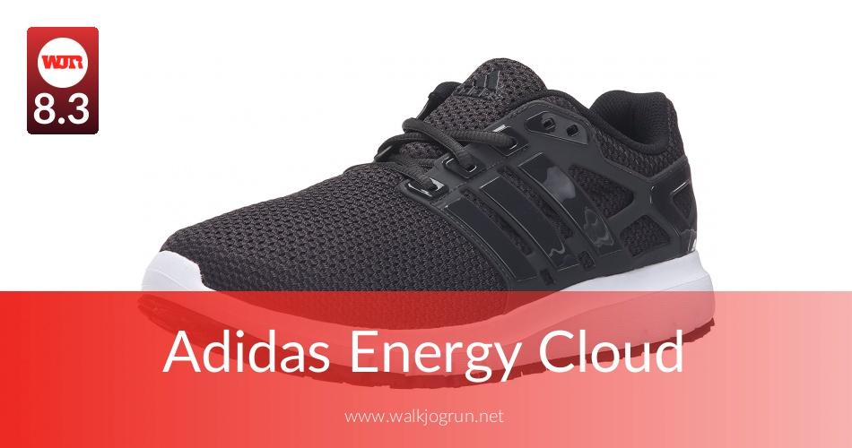 fac94fbc Adidas Energy Cloud Tested for Performance in 2019 | WalkJogRun